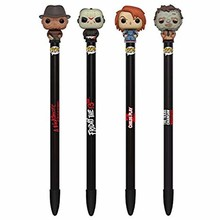 Monsters, Funko Pop Toppers: pluma (varios modelos)