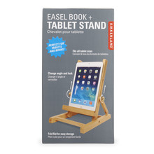 Easel Book + Tablet Stand: Soporte para tableta (OR103)