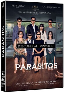Parasitos (DVD)